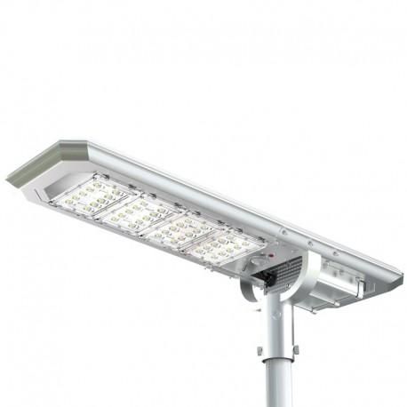POWERNEED, SSL34, Solarna lampa uliczna z czujnikiem ruchu, panel o mocy 30.6W