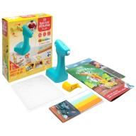 Urządzenie do druku 3D 3Doodler dla małych dzieci w wieku od 4 lat, 3D Build and Play