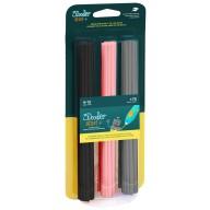 Filament 3Doodler Start, Eko, 2.5mm, 75 sztuk, 3 kolory, Charcoal Black/Pastel Pink/Koala Gray