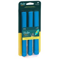 Filament 3Doodler Start, Eko, 2.5mm, 75 sztuk, Ocean Blue