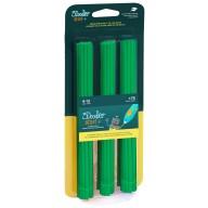 Filament 3Doodler Start, Eko, 2.5mm, 75 sztuk, Spring Green