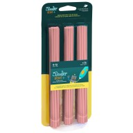 Filament 3Doodler Start, Eko, 2.5mm, 75 sztuk, Pastel Pink